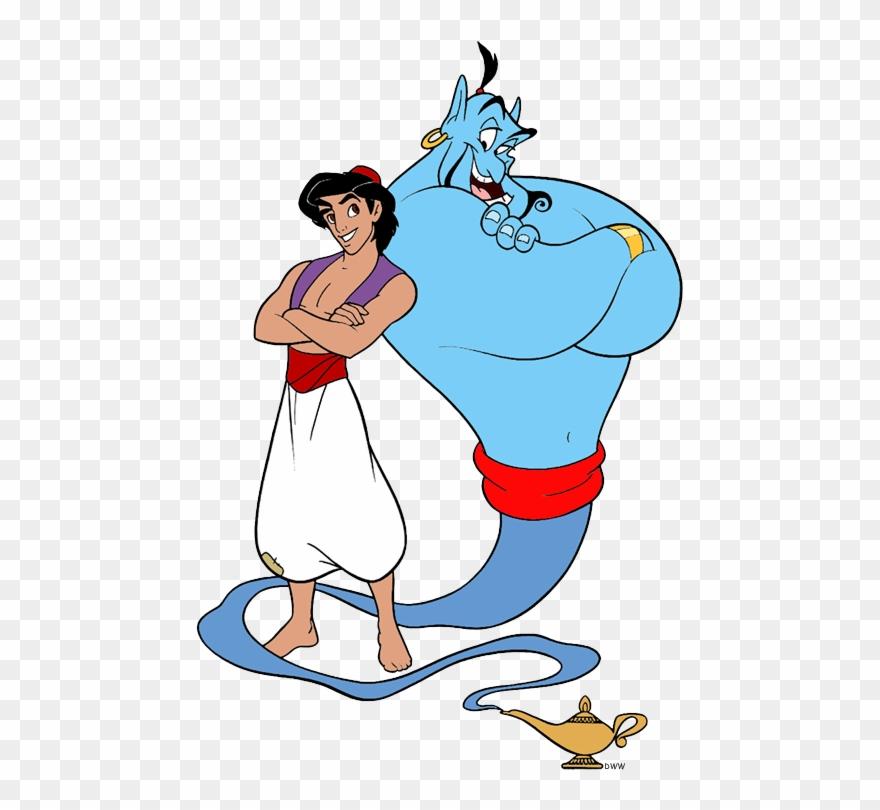 Alladin clipart picture black and white stock Aladdin And Friends Clip Art 2 Disney Clip Art Galore - Aladdin And ... picture black and white stock