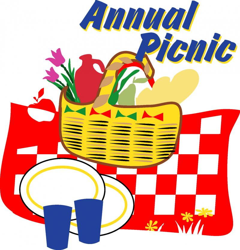 Picnic clipart graphics free