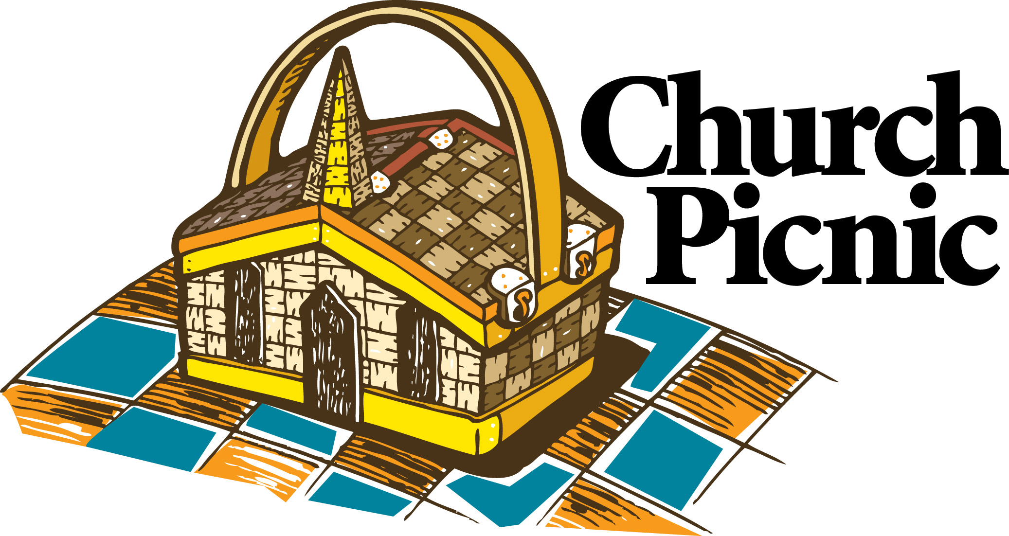 All-church picnic clipart picture free Best Church Picnic Clip Art #20485 - Clipartion.com picture free