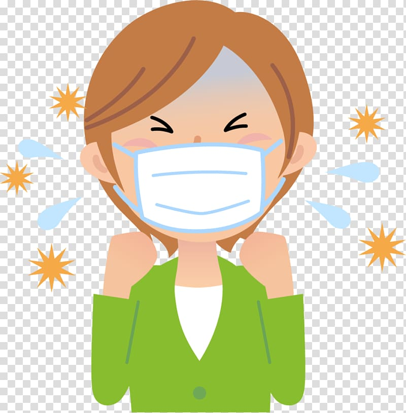 Allergic rhinitis clipart clip art royalty free library Symptom Common cold 土師療術院 Allergic rhinitis due to pollen ... clip art royalty free library