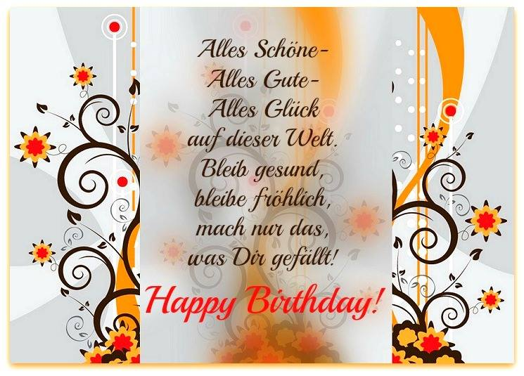 Alles gute clipart black and white stock Alles Gute zum Geburtstag – Happy Birthday Dear clipart black and white stock