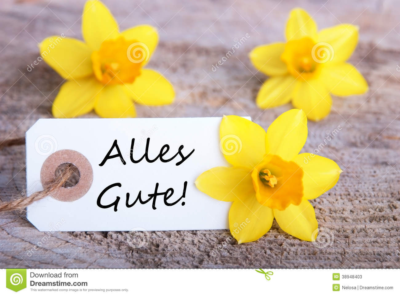 Alles gute clipart library Label With Alles Gute Stock Photo - Image: 38948403 clipart library