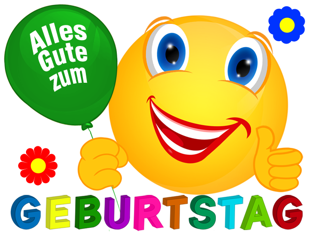 Alles gute clipart picture free library Smiley – Geburtstag – Alles Gute! « Cliparts picture free library