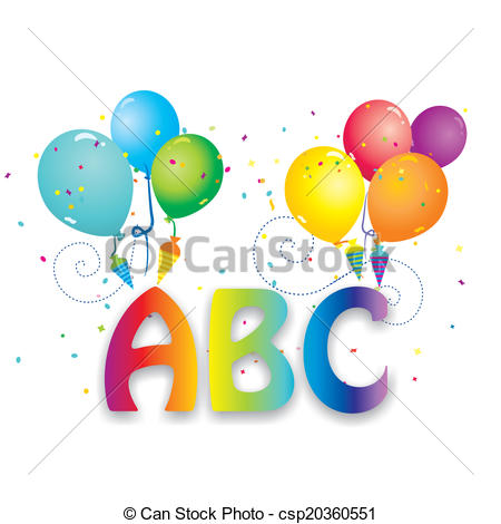 Clipart Vector of Alles Gute zum Schulanfang csp20360551 - Search ... picture black and white stock