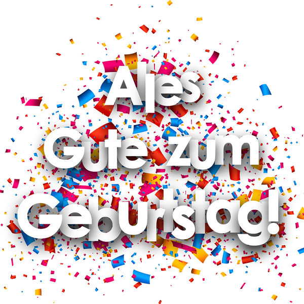 Alles gute zum geburtstag clip black and white library Alles Gute zum Geburtstag | Happy Birthday – Download and listen ... clip black and white library