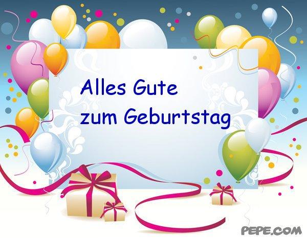 Alles gute zum geburtstag clipart freeuse stock Alles Gute zum Geburtstag   Geburtstagswünsche   Pinterest clipart freeuse stock