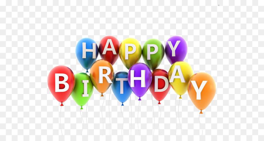 Alles gute zum geburtstag clipart jpg free stock Geburtstag Kuchen Ballon Happy Birthday to you Clip art - Alles Gute ... jpg free stock