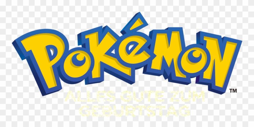 Alles gute zum geburtstag clipart picture free download Alles Gute Zum Geburtstag - Pokemon Trademark Clipart (#4548954 ... picture free download
