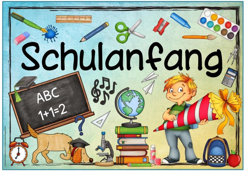 Schulanfang clipart kostenlos - ClipartFest banner library download