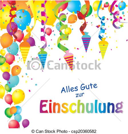 Alles gute zum schulanfang clipart. Vector of csp search