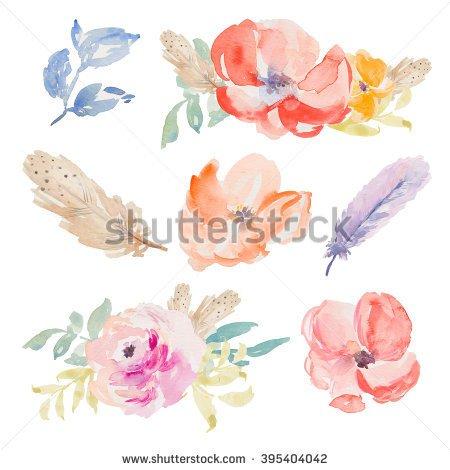 Clipartfox watercolor clip art. Alles klar clipart