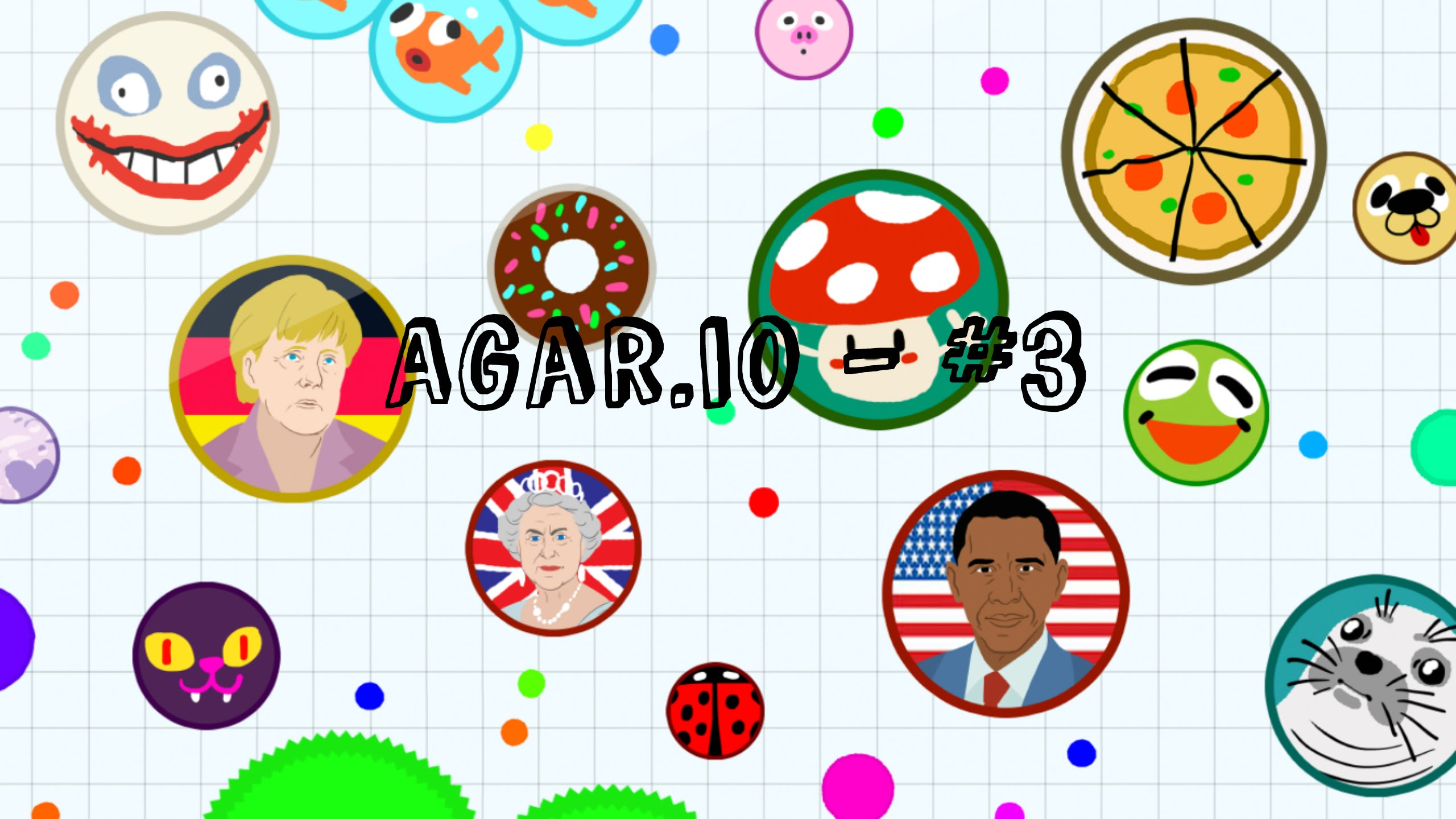 Agar/Slither.io #3 - Alles Klar! - YouTube svg royalty free library