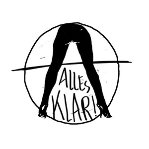 Alles klar clipart clip art black and white stock Alles Klar! on Spotify clip art black and white stock