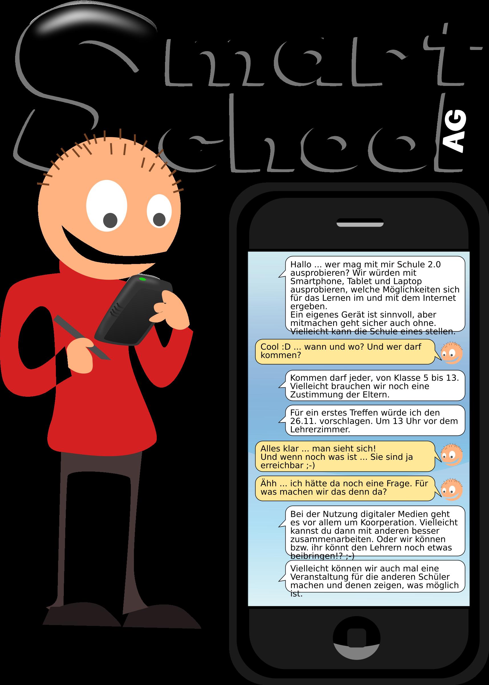 Alles klar clipart vector free Clipart - SmartSchool-AG vector free