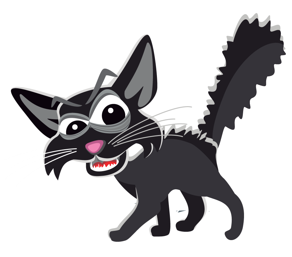 Playful cat clipart clipart free download 28+ Collection of Alley Cat Clipart | High quality, free cliparts ... clipart free download