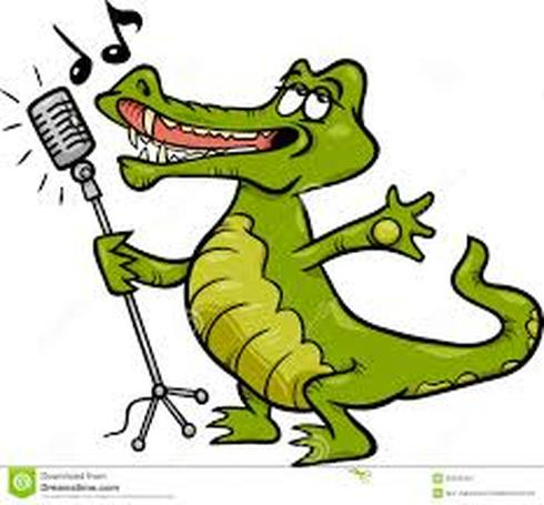 Alligator clipart music vector black and white download Gator Image | Free download best Gator Image on ClipArtMag.com vector black and white download