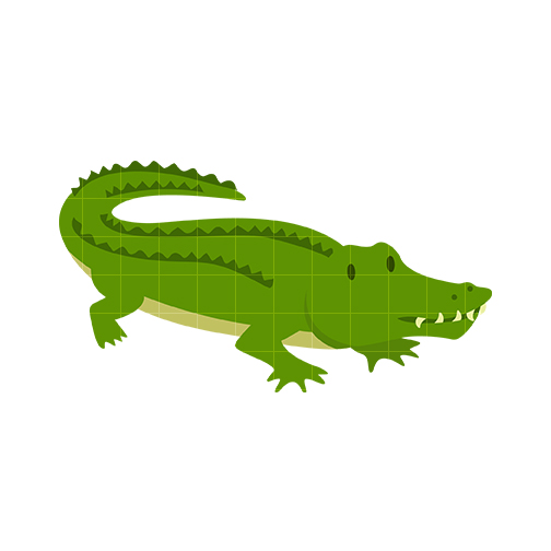 Alligator clips clipart picture library library Alligator clipart 5 - Cliparting.com picture library library