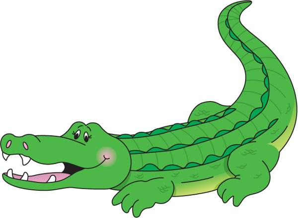 Alligator cute clipart png library Free Alligator Cliparts, Download Free Clip Art, Free Clip Art on ... png library