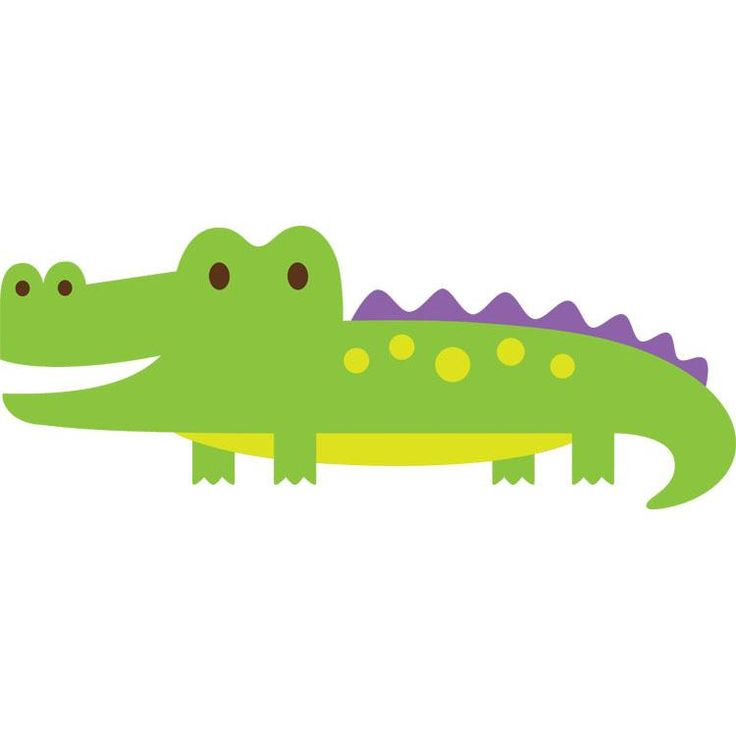Alligator cute clipart graphic royalty free Cute alligator clipart 2 » Clipart Station graphic royalty free