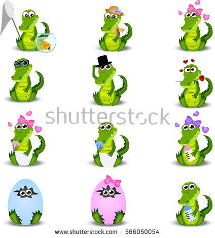 Alligator easter egg clipart clipart transparent stock Alligator Eggs Stock Photos, Royalty-Free Images & Vectors ... clipart transparent stock