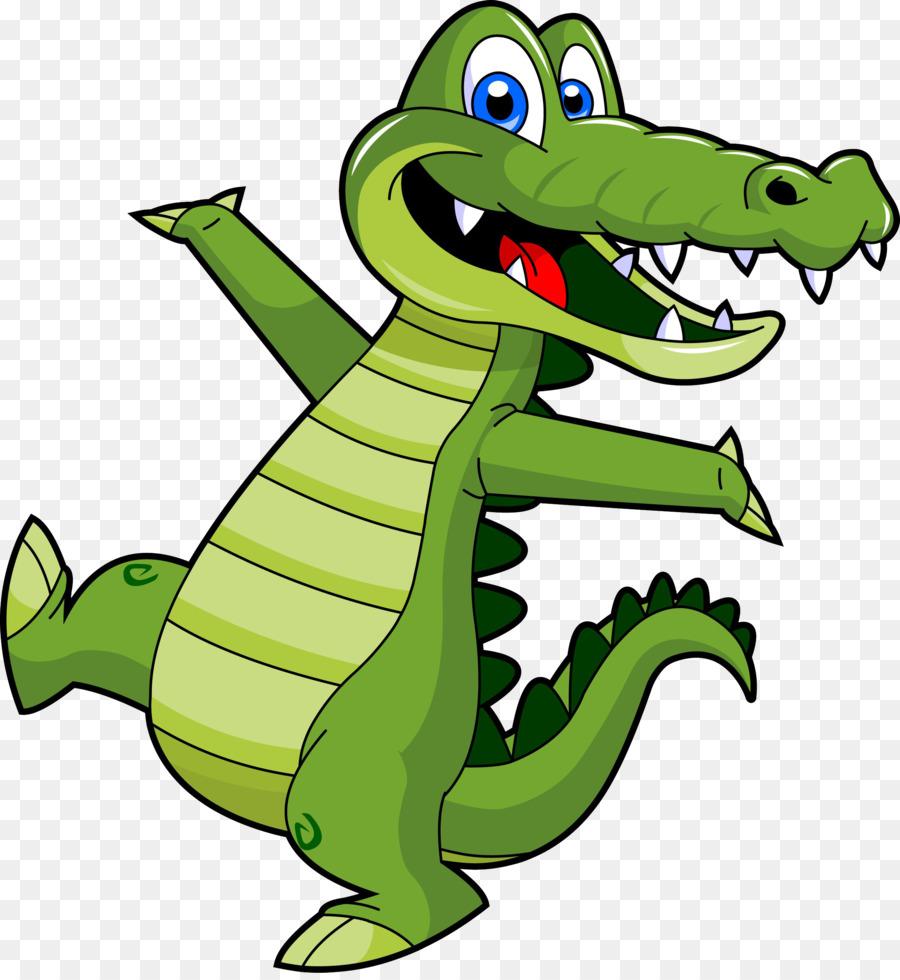 Alligator png clipart image royalty free download Alligator Cartoon png download - 2494*2696 - Free Transparent ... image royalty free download