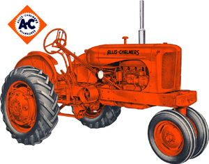 Wd45 allis chalmers clipart clip royalty free Allis chalmers tractor clipart PNG and cliparts for Free Download ... clip royalty free
