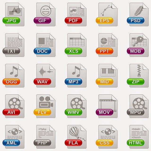 Clipart file extension definition