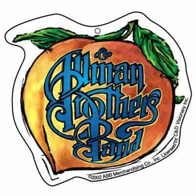 Allman brothers band clipart clipart freeuse stock The Allman Brothers Band Air Freshener Licensed Band Music Scent Smell  Cinnamon 644256231827 | eBay clipart freeuse stock