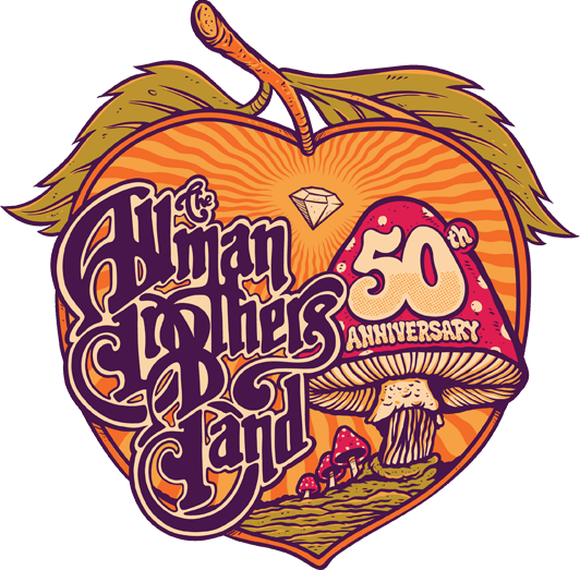 Allman brothers band clipart png freeuse 50 Years of The Allman Brothers Band | Gregg Allman png freeuse