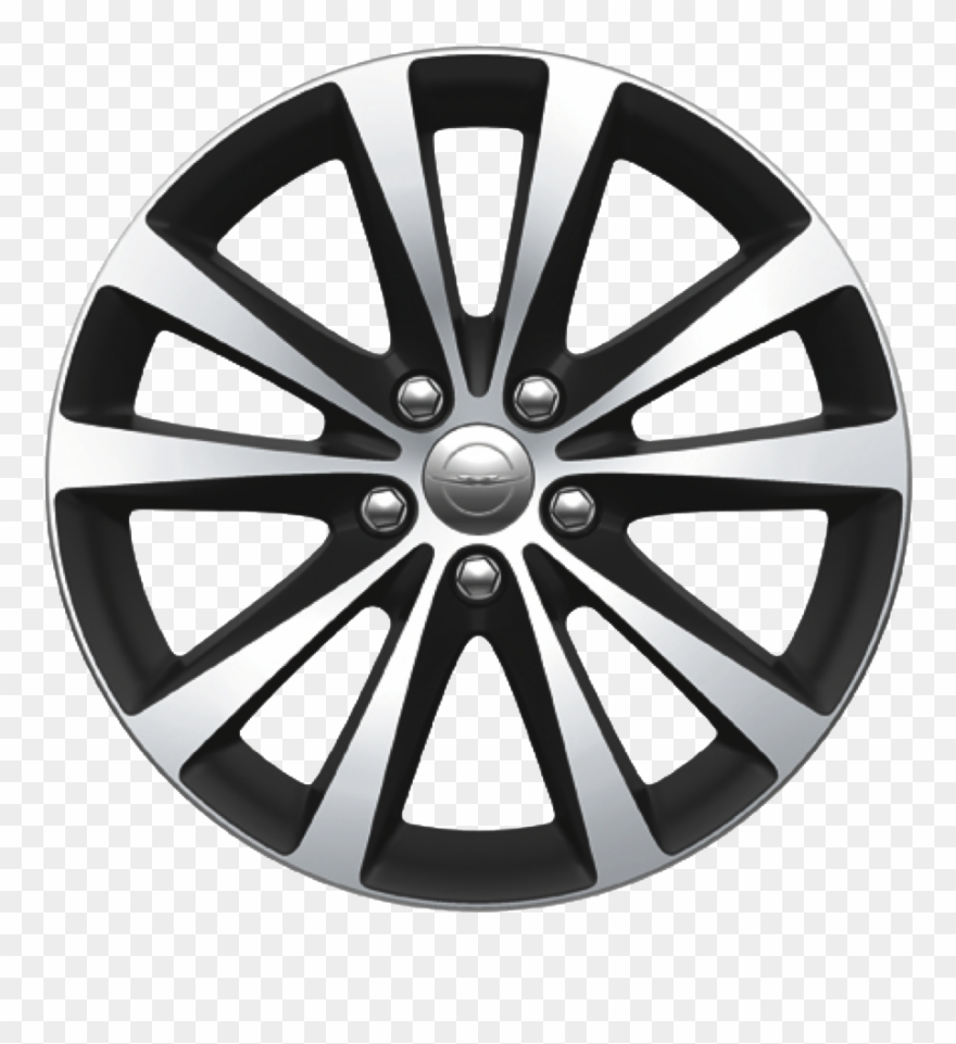Alloy wheels clipart image transparent download Wheel - Alloy Wheels Ford Fiesta 15 Clipart (#2215944) - PinClipart image transparent download