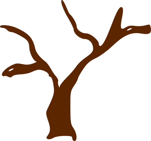 Brown tree clipart png free library Almond Tree Clipart at GetDrawings.com | Free for personal use ... png free library