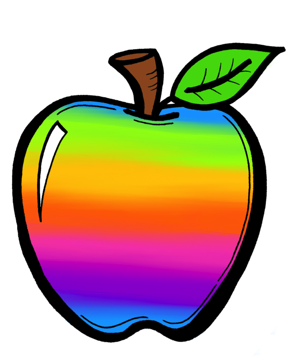 Back to school apple clipart jpg The Creative Chalkboard: June 2013 jpg