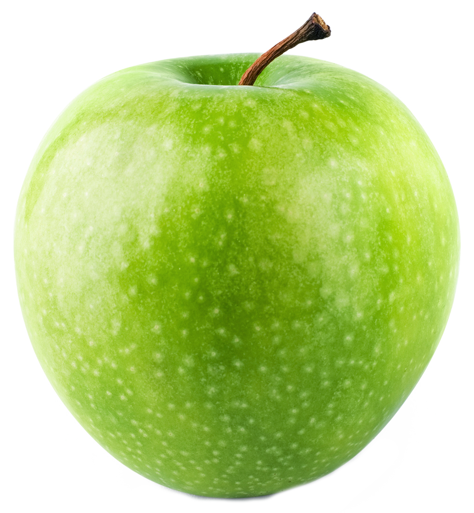 Apple halves clipart jpg transparent download Large Green Apple PNG Clipart | Gallery Yopriceville - High-Quality ... jpg transparent download