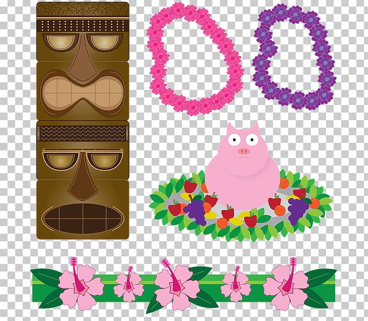 Aloha baby clipart clip art library download Cuisine Of Hawaii Luau Party Birthday Pineapple PNG, Clipart, Aloha ... clip art library download