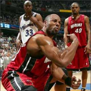 Alonzo mourning clipart picture freeuse download Miami Heat Characters - Giant Bomb picture freeuse download