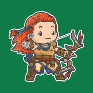 Aloy hzd clipart clip library download Aloy Horizon Zero Dawn Gifts and Merchandise | TeePublic clip library download