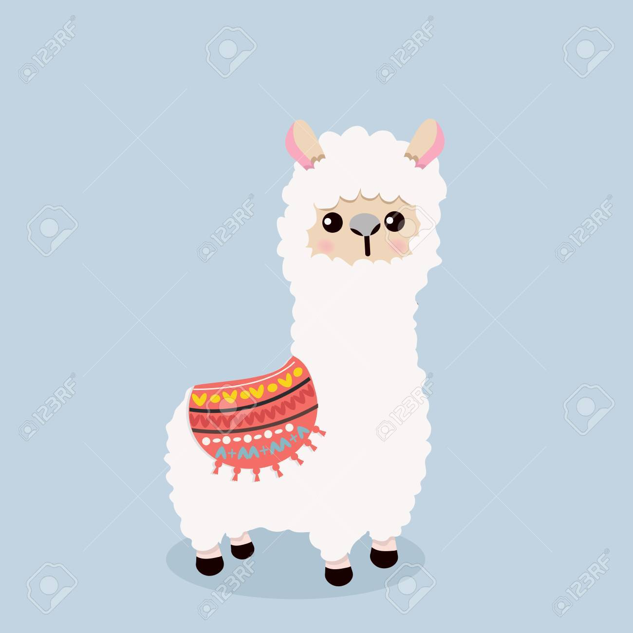 Alpaca clipart images banner freeuse library Cute alpaca clipart 4 » Clipart Portal banner freeuse library