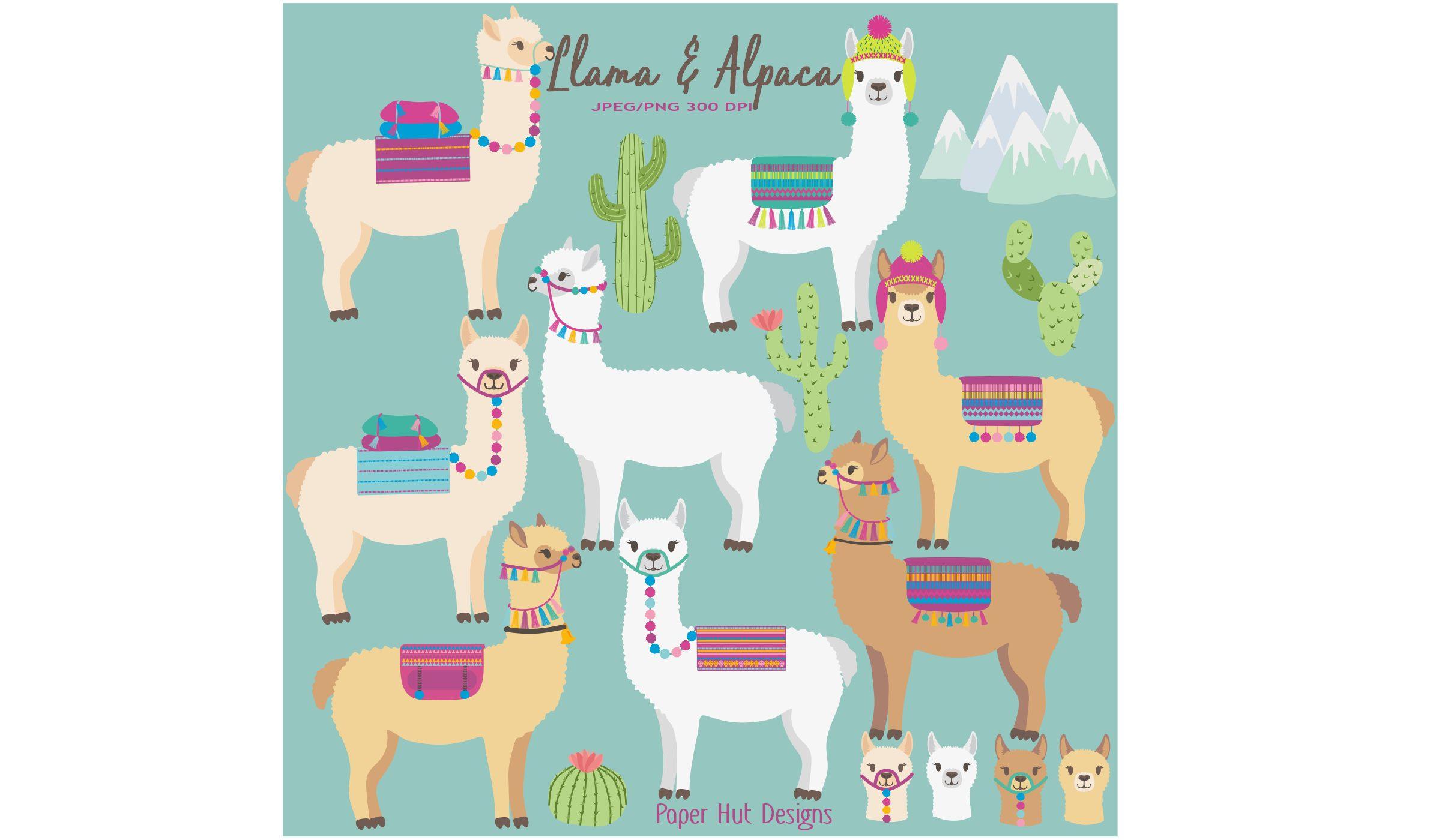 Alpaca clipart images clipart transparent library Llama and Alpaca Clipart clipart transparent library