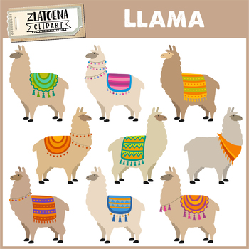 Alpaca and llama clipart svg library library Llama Clip Art Llama clipart Alpaca clipart Cute Llamas clip art svg library library