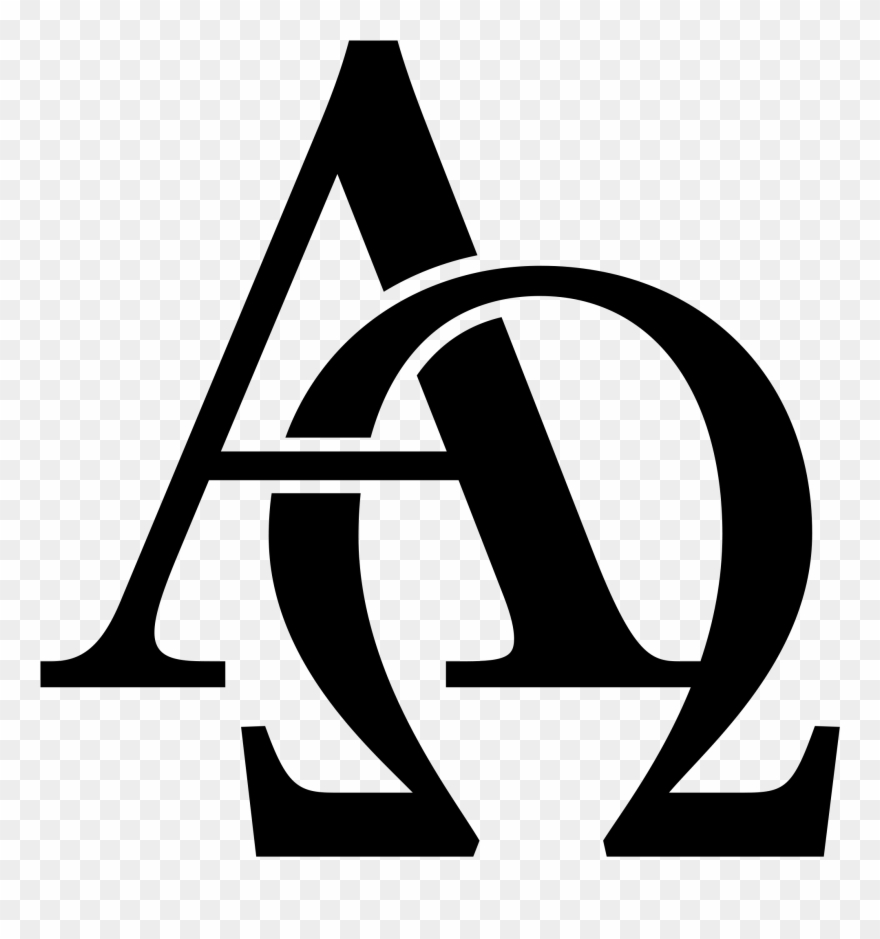 Alpha and omega symbols clipart jpg free Open - Christian Symbols Alpha Omega Clipart (#941360) - PinClipart jpg free