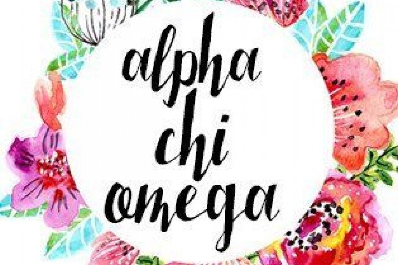 Alpha chi omega clipart picture transparent download Fundraiser by Carley Charbonneau : Alpha Chi Omega Finals Dinners picture transparent download