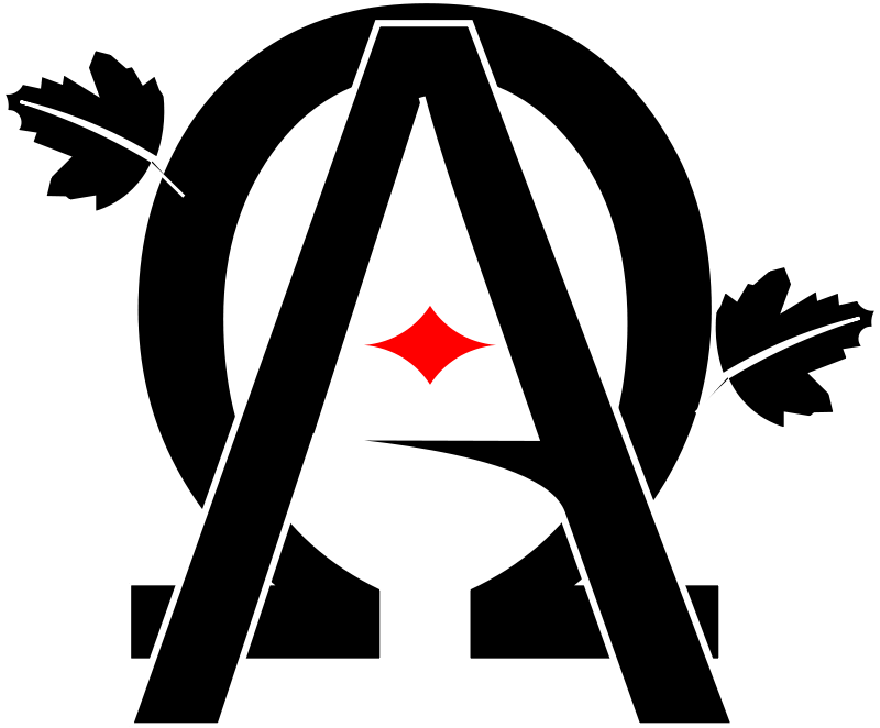 Alpha clipart free black and white stock Free Clipart: Alpha and Omega | ictusgpr black and white stock