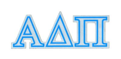 Alpha delta pi clipart png library Alpha Delta Pi Clipart - Clipart Kid png library