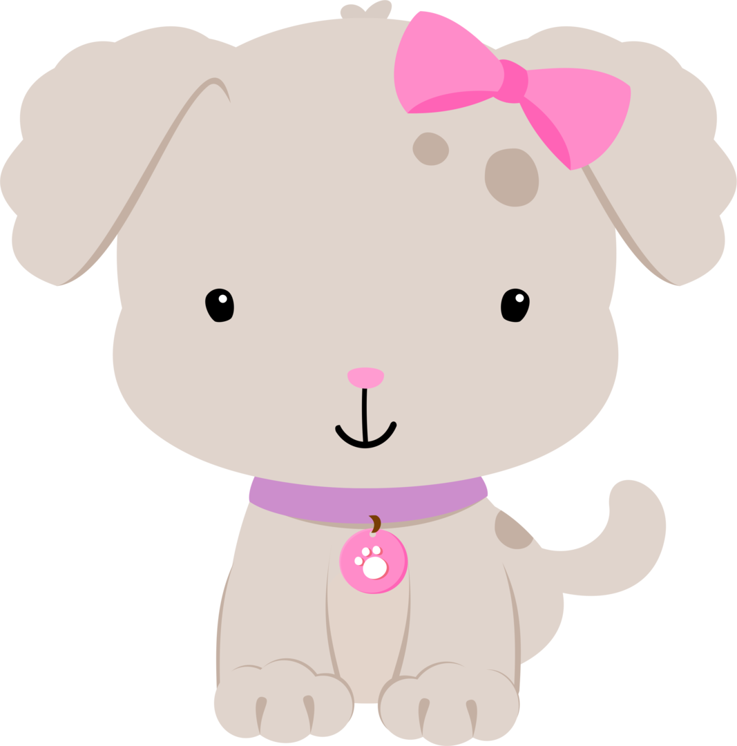 Pink cute dog clipart banner stock 4shared - exibir todas as imagens na pasta PNG | la dama y el ... banner stock