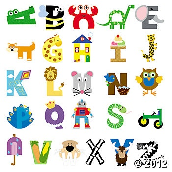 Alphabet.  best ideas about