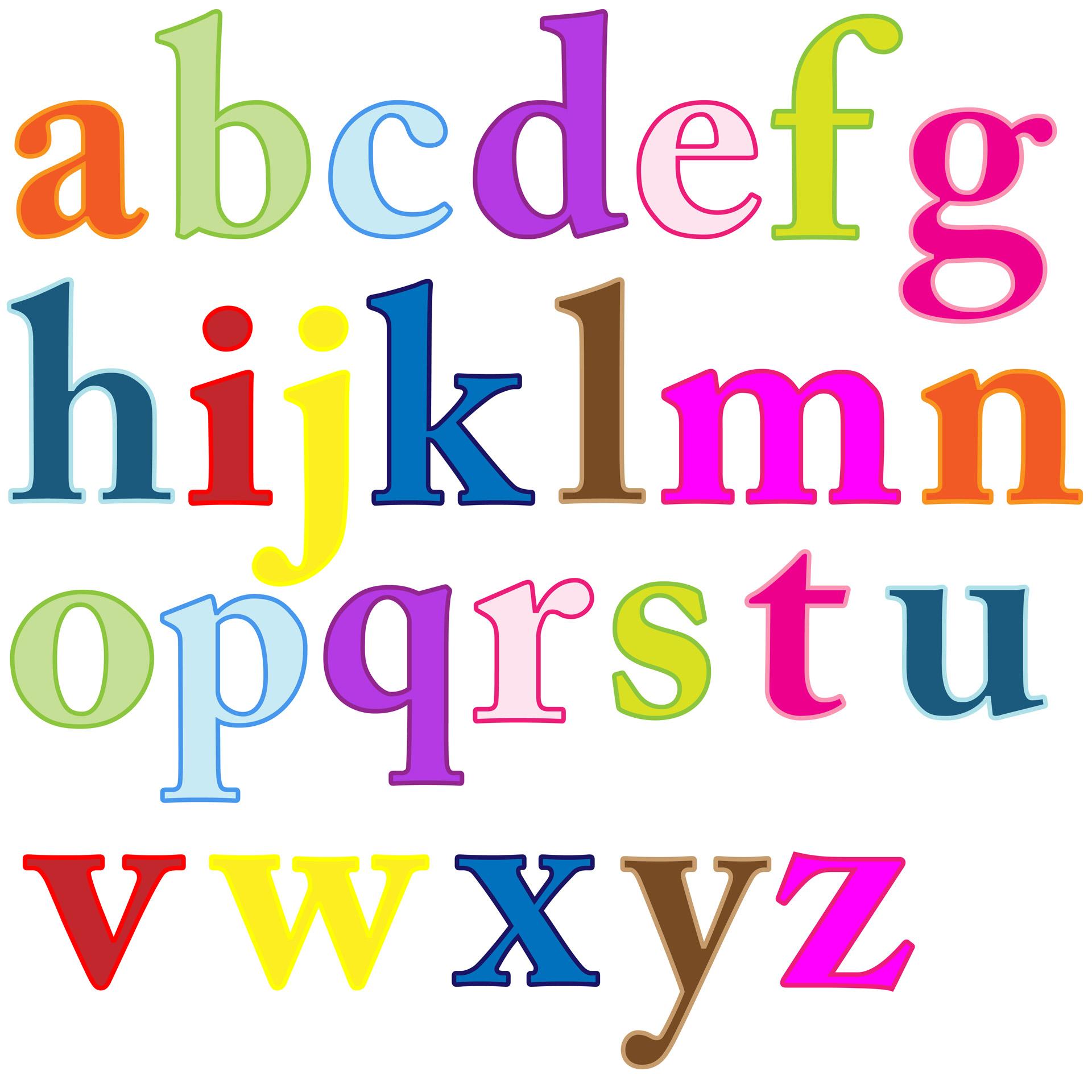 Alphabet a clipart vector transparent Alphabet Letters Clip-art Free Stock Photo - Public Domain Pictures vector transparent