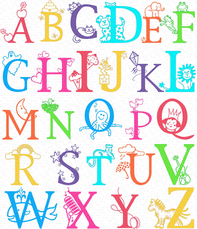 Alphabet letter clipart images - ClipartFest jpg free