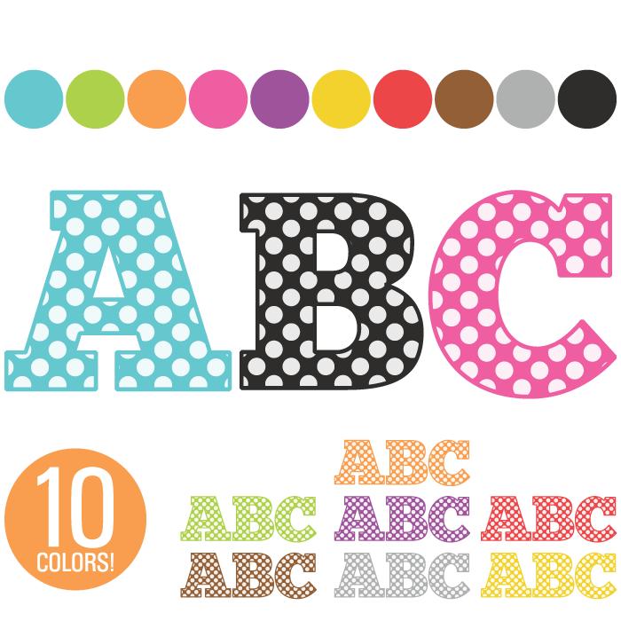 Individual Alphabet Letters Clipart - Clipart Kid png transparent