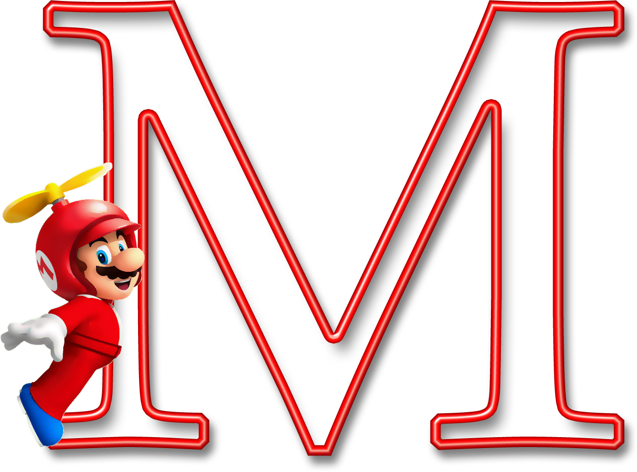 Super cliparts alfabeto clip free download Alfabeto Mario Bros..M | AMAZING ALPHABETS & LETTERS | Mario bros ... clip free download