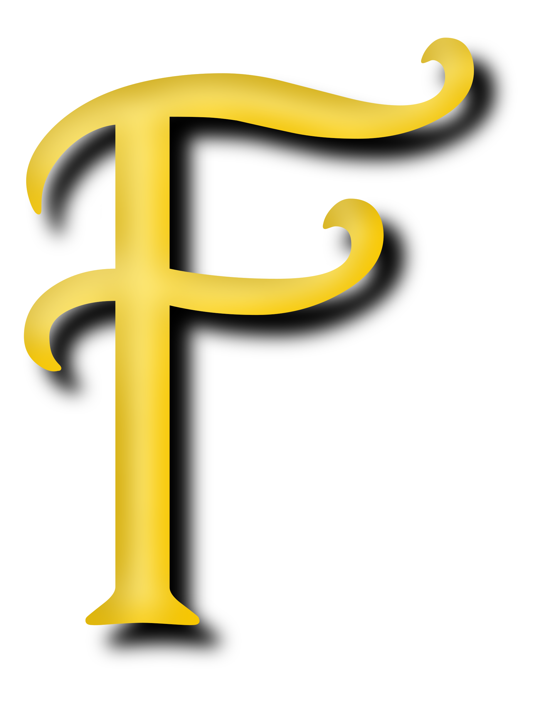 F logo clipart vector library library Letter F vector clipart image - Free stock photo - Public Domain ... vector library library